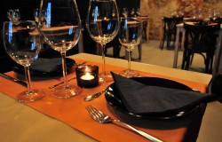 Restaurante Louro e Sal.