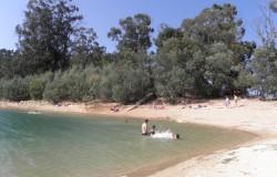 Alverangel swimming beach