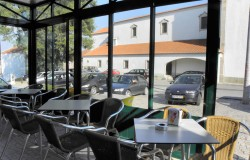 Café da Serra, restaurant bar Serra, Tomar
