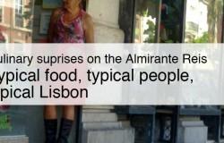 Culinary suprises on Lisbon's Avenida Almirante Reis