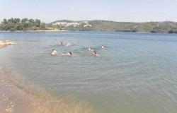 Praia Alverangel Campismo