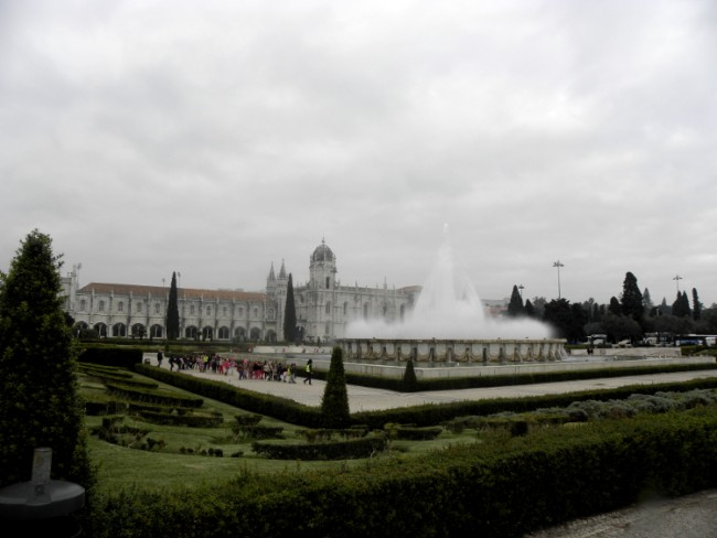 Jerónimos Monaster