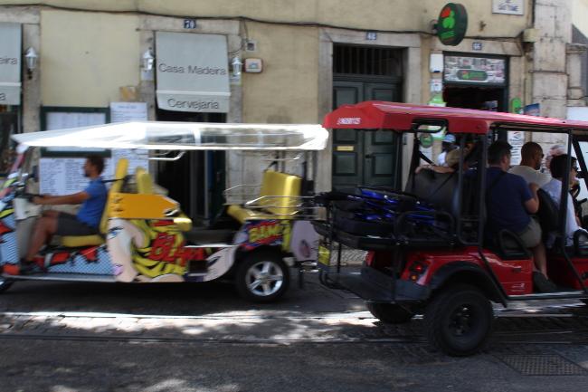 Lisbon tucs