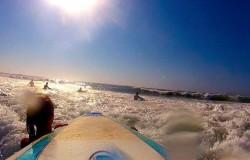 Surf Iberia surfcamp, Praia das Maças,  Sintra