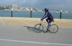 Bicycle seaside tour Estoril – Lisbon