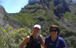 Trek Pico Arieiro pico Ruivo Curral das Freiras, Hiking, Madeira