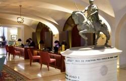Pousada hotel Lisbon, Praça do Comércio