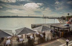 Monte Mar restaurant, Lisbon