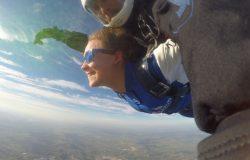 Skydive ou Queda Livre Évora, vá Descobrir o Alentejo a partir do Céu!