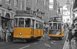 Tram 28, private tour, Lisbon