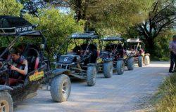 Passeos de buggy kart, Serra da Arrabida